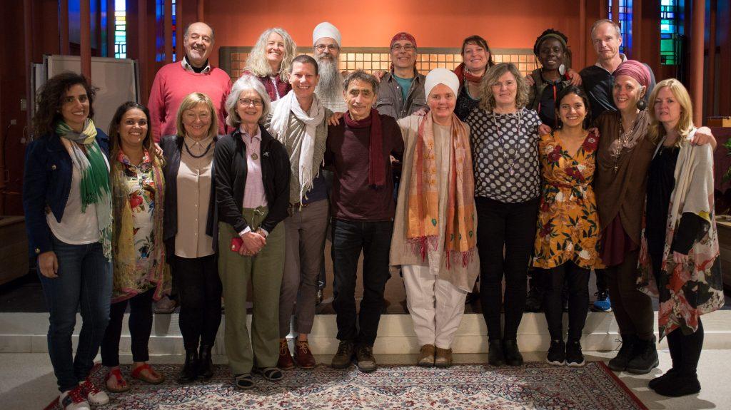 Compassionate Inquiry Practitioners